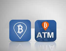 #34 for Design a Logo and App Icon for Bitcoin ATM Finder by PixelMason