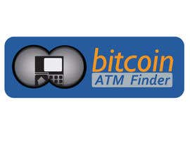 #23 for Design a Logo and App Icon for Bitcoin ATM Finder by alok95