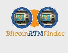 marwinisaac tarafından Design a Logo and App Icon for Bitcoin ATM Finder için no 14