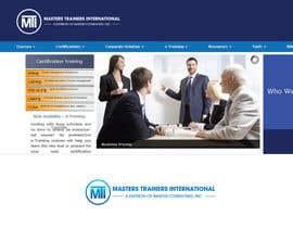 Nro 32 kilpailuun MTI Logo Design käyttäjältä sanpatel