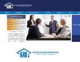 Nro 36 kilpailuun MTI Logo Design käyttäjältä sanpatel