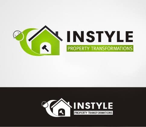 Penyertaan Peraduan #119 untuk Logo Design for InStyle Property Transformations