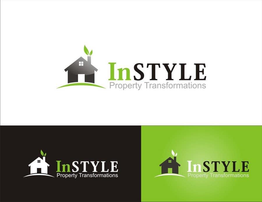 Konkurrenceindlæg #278 for Logo Design for InStyle Property Transformations