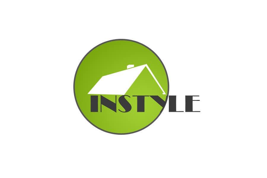 """Intrarea #178 pentru concursul """"Logo Design for InStyle Property Transformations"""""""