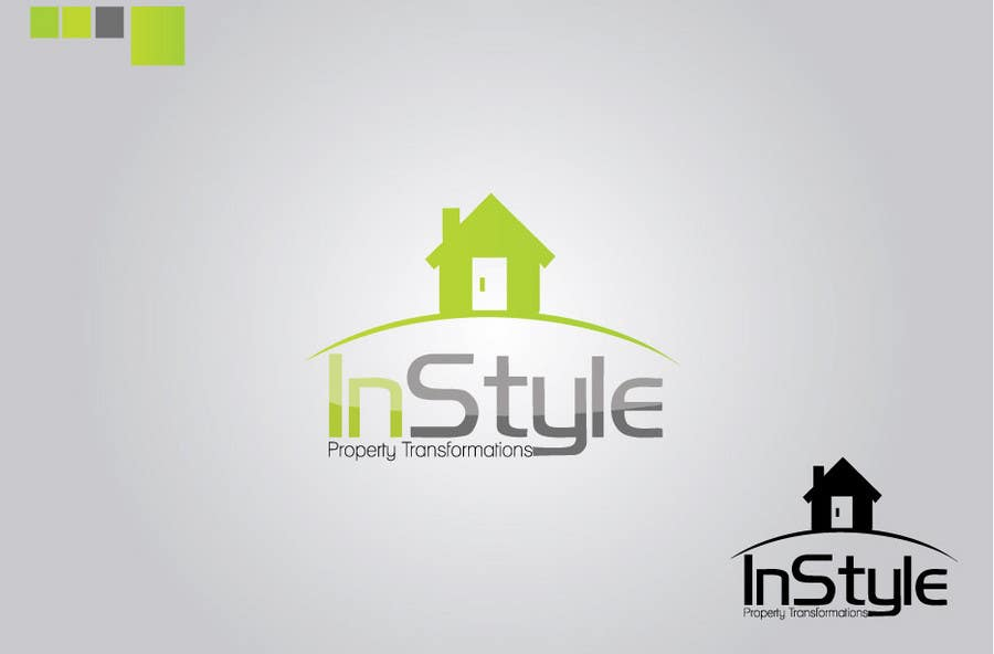 Konkurrenceindlæg #298 for Logo Design for InStyle Property Transformations