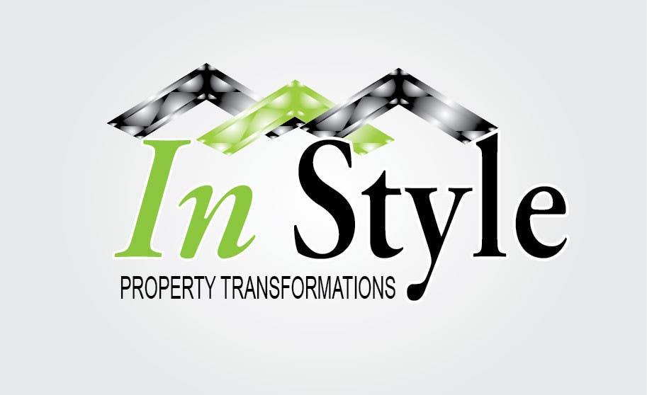 Penyertaan Peraduan #233 untuk Logo Design for InStyle Property Transformations