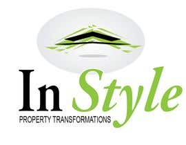 #234 dla Logo Design for InStyle Property Transformations przez saledj2010