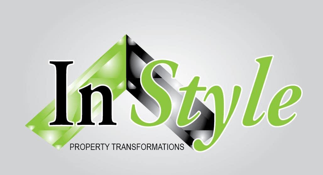 Konkurrenceindlæg #217 for Logo Design for InStyle Property Transformations