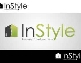 #209 para Logo Design for InStyle Property Transformations por emgebob