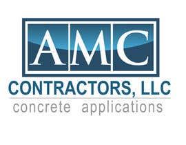 #23 for Design a Logo for AMC Contractors, LLC by mgliviu