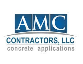 #24 para Design a Logo for AMC Contractors, LLC por mgliviu
