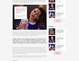 shourav01 tarafından Upgrade a website design (PSD) için no 97