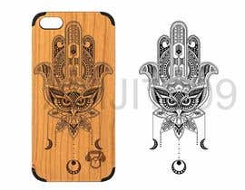 #9 for Fatime Hand Design for Case & Shirt by avijitsil009