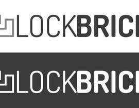 nº 279 pour Design a Logo for LOCKBRICK par dreedree
