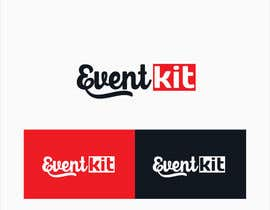"#147 para Design a logo for ""EventKit"" por erupt"