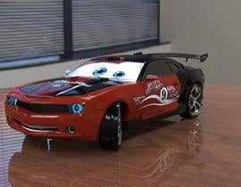 DesireEra tarafından Do some 3D Modelling - Create Kiddie Ride - Race Car için no 1