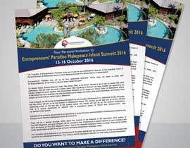 gonzalaswong tarafından Design a Flyer / 1 Page Invitation için no 11