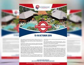 sandeepstudio tarafından Design a Flyer / 1 Page Invitation için no 24