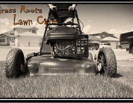"#7 para Logo for  ""Grass Roots Lawn Care"" por engrofood700"