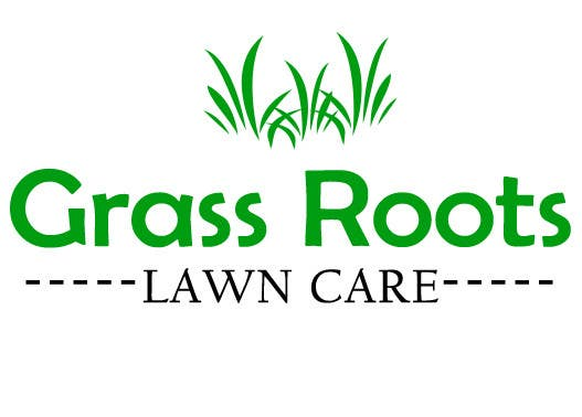 "Konkurrenceindlæg #10 for Logo for  ""Grass Roots Lawn Care"""