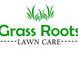 "#10 para Logo for  ""Grass Roots Lawn Care"" por jain08poonam"