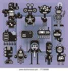 Funny Monster Robot Illustrations Wanted için Graphic Design28 No.lu Yarışma Girdisi