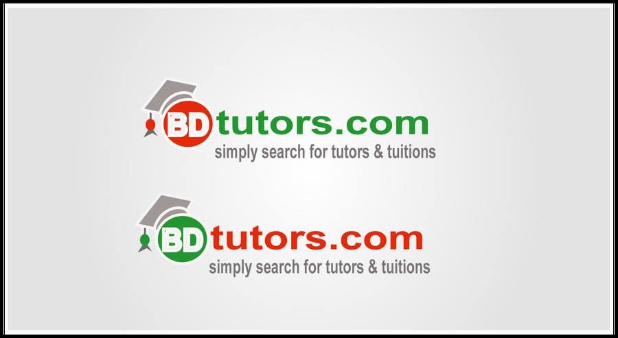 Kilpailutyö #79 kilpailussa Logo Design for bdtutors.com (Simply Search for tutors & tuitions )