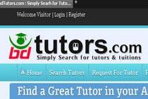 Graphic Design Конкурсная работа №143 для Logo Design for bdtutors.com (Simply Search for tutors & tuitions )