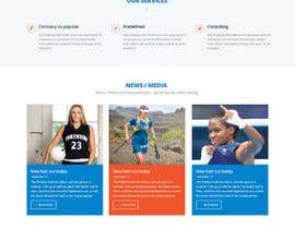 #9 for Design a Clean and Professional Website Mockup by updatedversion