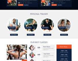 xsasdesign tarafından Design a Clean and Professional Website Mockup için no 14