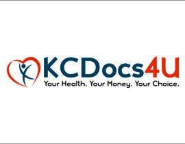 #27 for Design a Logo for KCDocs4U by TATHAE