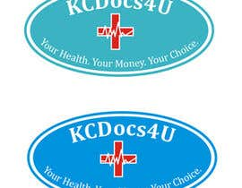#40 for Design a Logo for KCDocs4U by primavaradin07