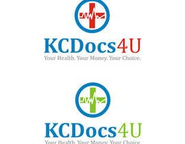 primavaradin07 tarafından Design a Logo for KCDocs4U için no 41