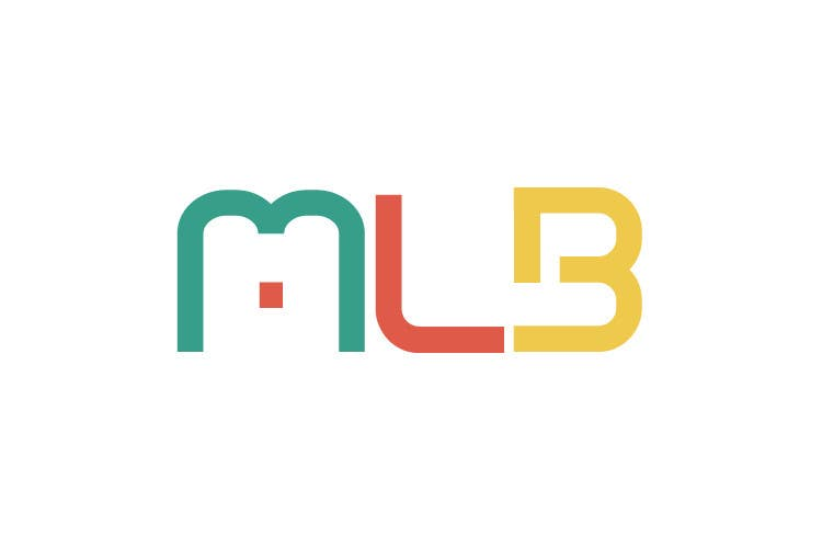 entry 69 by vladspataroiu for design a logo for three letters mlb