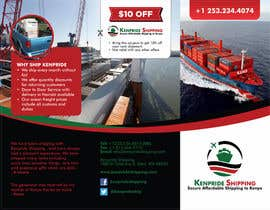 #16 for Design a Brochure for shipping company af barinix