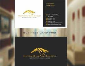 nº 22 pour Design a logo and Business Cards for Halton Hill Banquet and Convention Centre par zarnabdurranisl