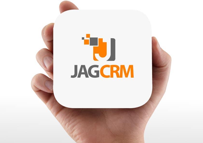 Penyertaan Peraduan #                                        26                                      untuk                                         Design a Logo for CRM Tool -  A software CRM product