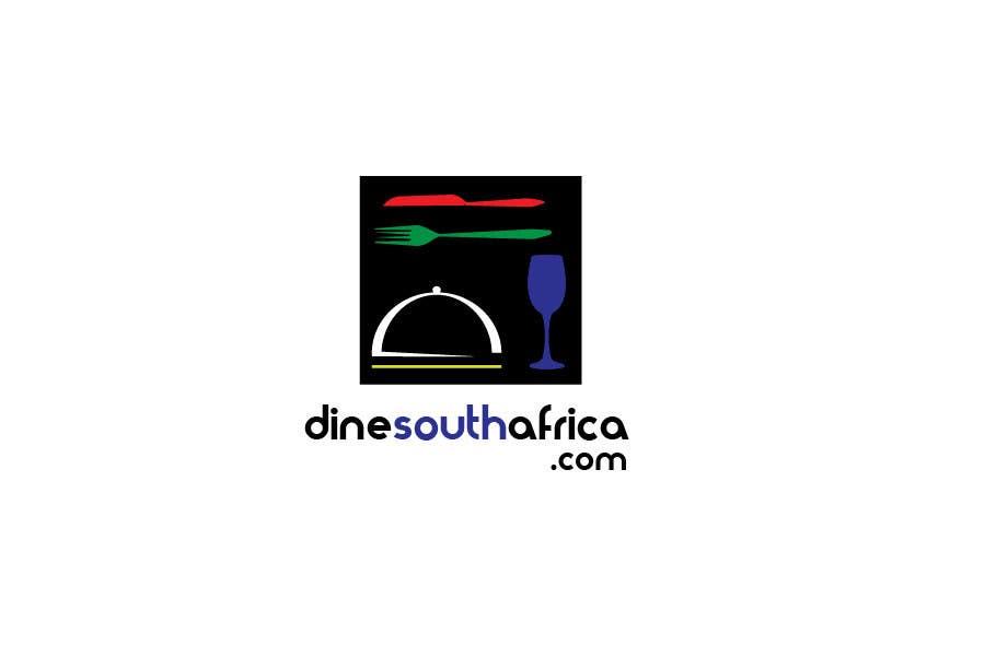 Bài tham dự cuộc thi #67 cho Logo Design for DineSouthAfrica.com