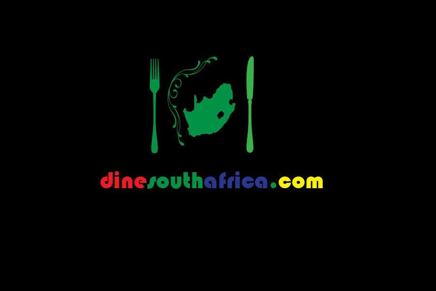 Bài tham dự cuộc thi #62 cho Logo Design for DineSouthAfrica.com