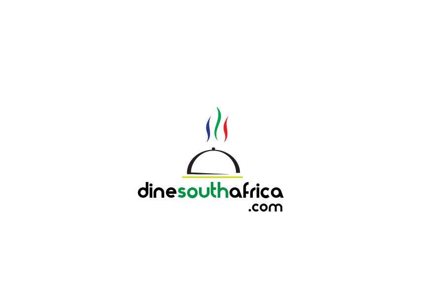 Bài tham dự cuộc thi #63 cho Logo Design for DineSouthAfrica.com