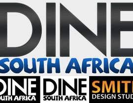 SmithWebDesign tarafından Logo Design for DineSouthAfrica.com için no 3