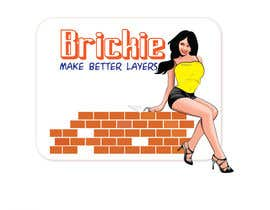 "#1 untuk Design a T-Shirt  Logo for ""Brickies make better layers"" oleh antampham2"