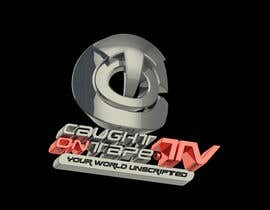 #1225 untuk Design a Logo for Caught On Tape TV oleh Watfa3D