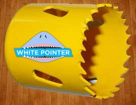 #4 for White Pointer Holesaw Design by ramdanifebrian