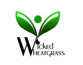 #30 for Design a Logo for Wicked Wheatgrass af vjahtimtiaz
