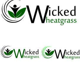 #49 for Design a Logo for Wicked Wheatgrass af vjahtimtiaz