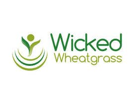 #74 for Design a Logo for Wicked Wheatgrass af codefive