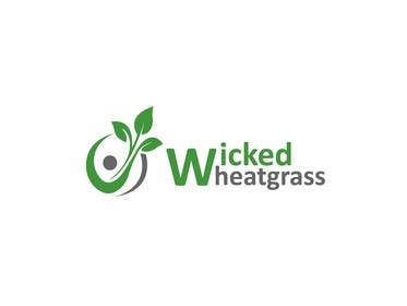 #60 for Design a Logo for Wicked Wheatgrass af tfdlemon