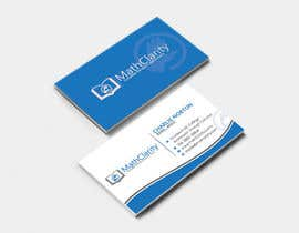 designbdplus tarafından Business Card Design for Tutoring Company için no 117