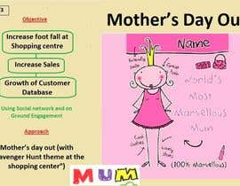 #59 para Mothers Day Promotional idea por vivekgoyal80
